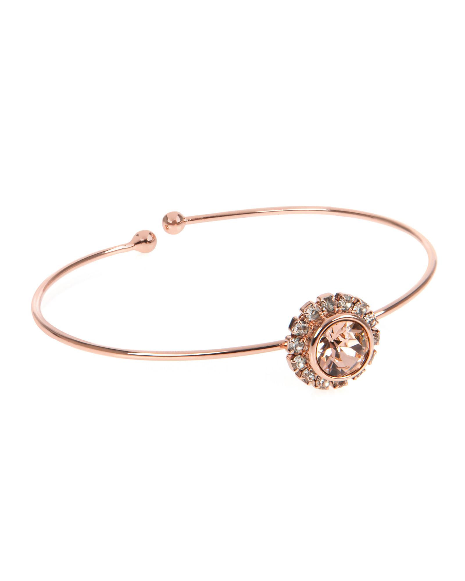 Dusky Pink Jewellery Ted Baker Row