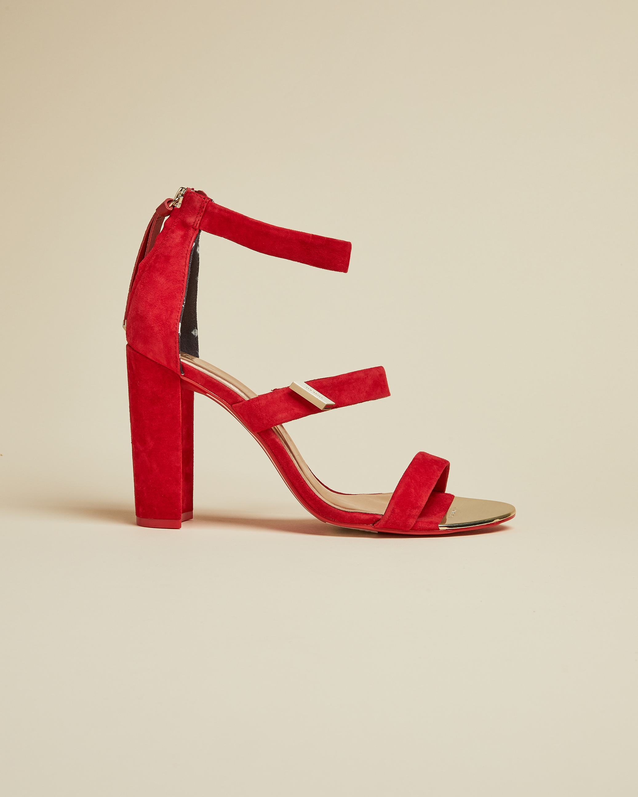 Details about  /Ted Baker Women/'s Raidha Heeled Sandal
