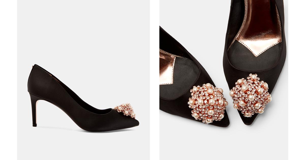 Zapatos de tac/ón con Punta Cerrada para Mujer Ted Baker Darlils