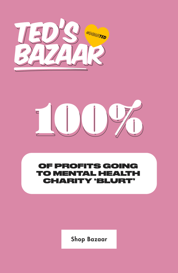 Ted's Bazaar - Charity Collection