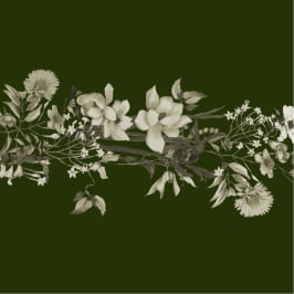 meadow sweep print