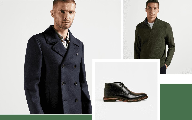 Men's Coat Editorial