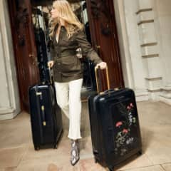 womens luggage