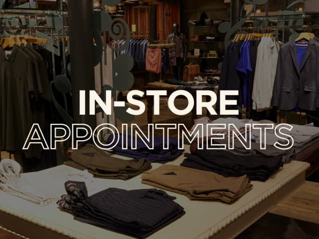 In-Store Appointments