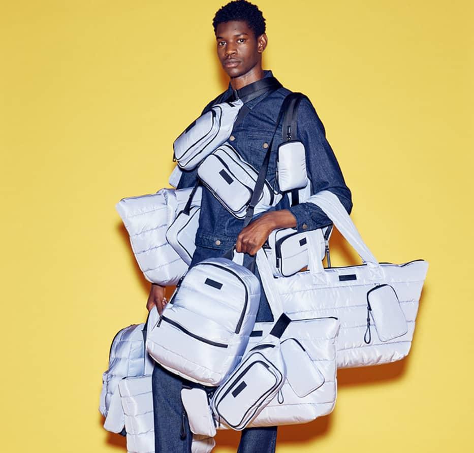 Pillow Puffer Bags
