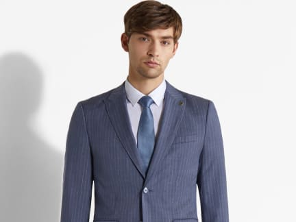 grey mens suits