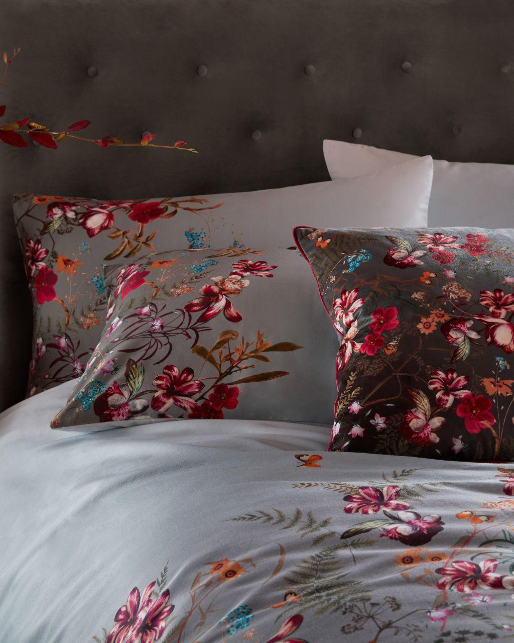 Fern Forest Cotton Pillowcase Pair
