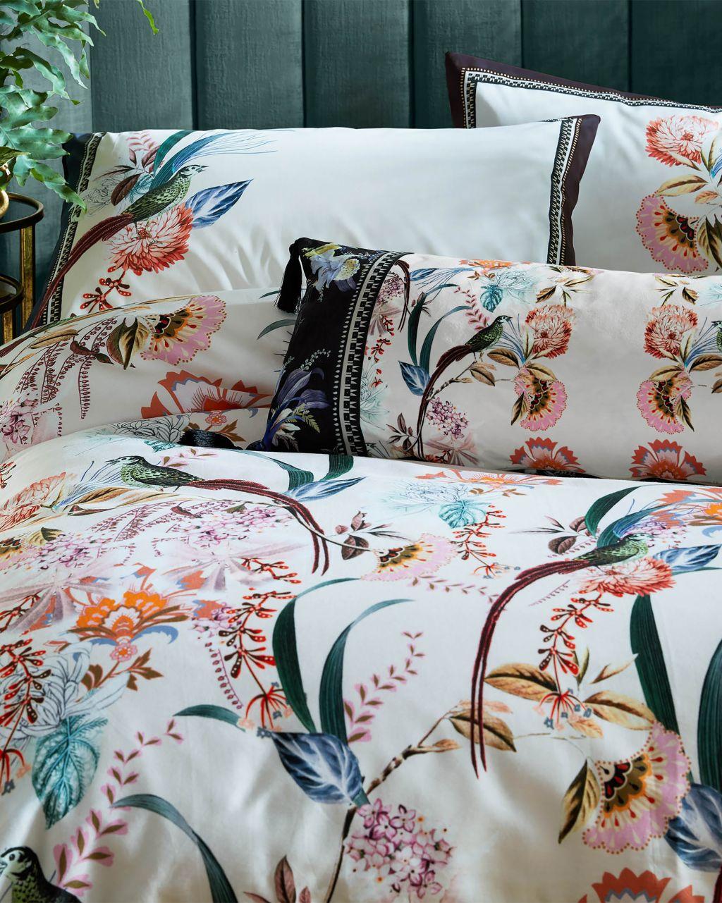 Decadence Pillowcase Pair 48Cm X 74Cm