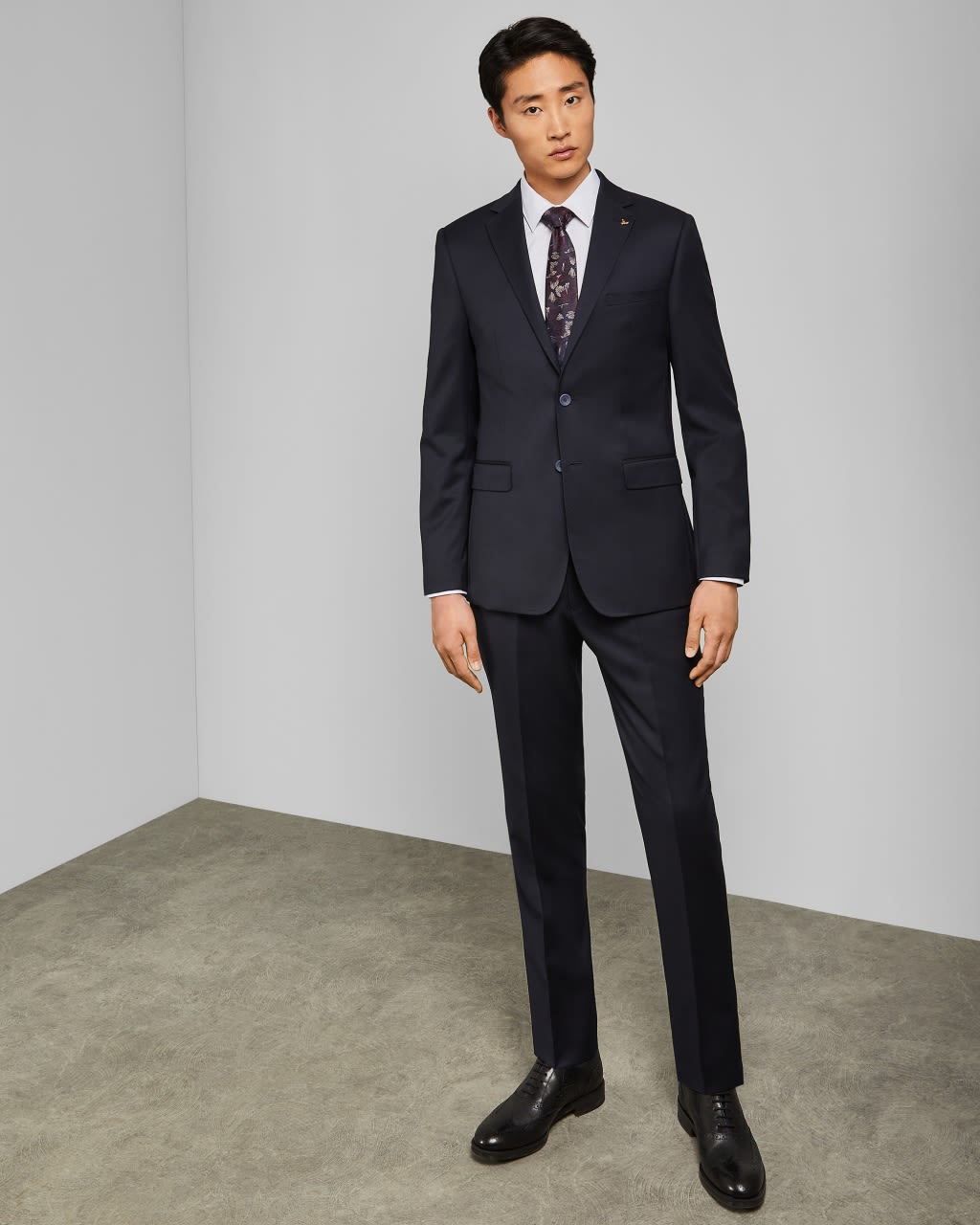Endurance Two-piece Wool Suit