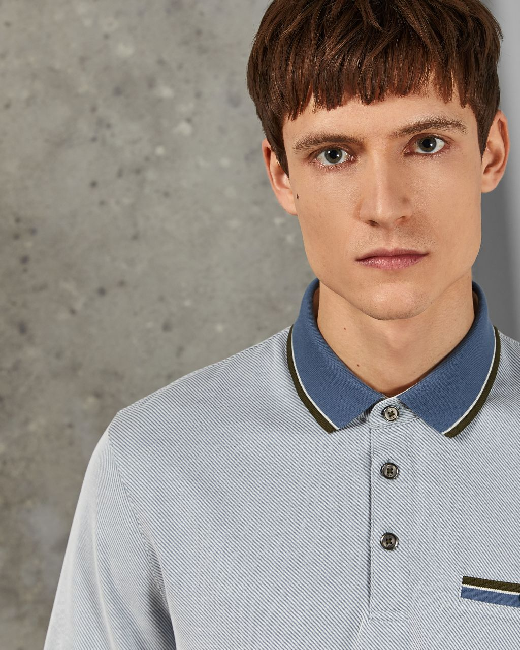 TED BAKER Weiches Polohemd   TED BAKER SALE