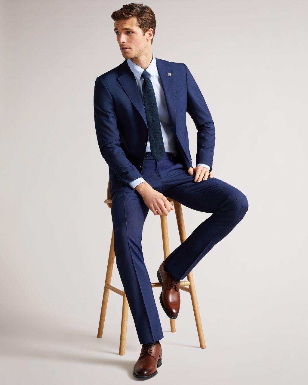 Chaussures Derby En Cuir