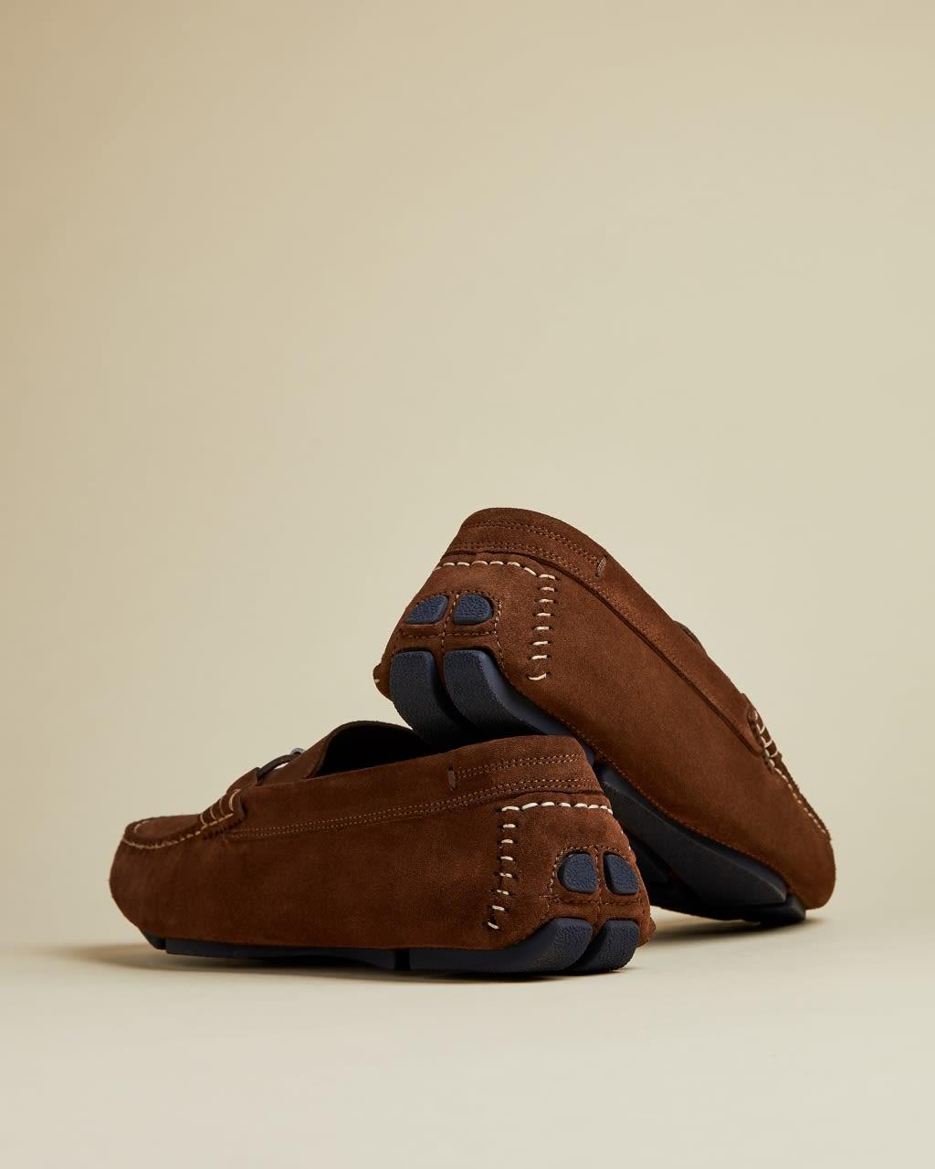 TED BAKER Loafers Aus Veloursleder | TED BAKER SALE