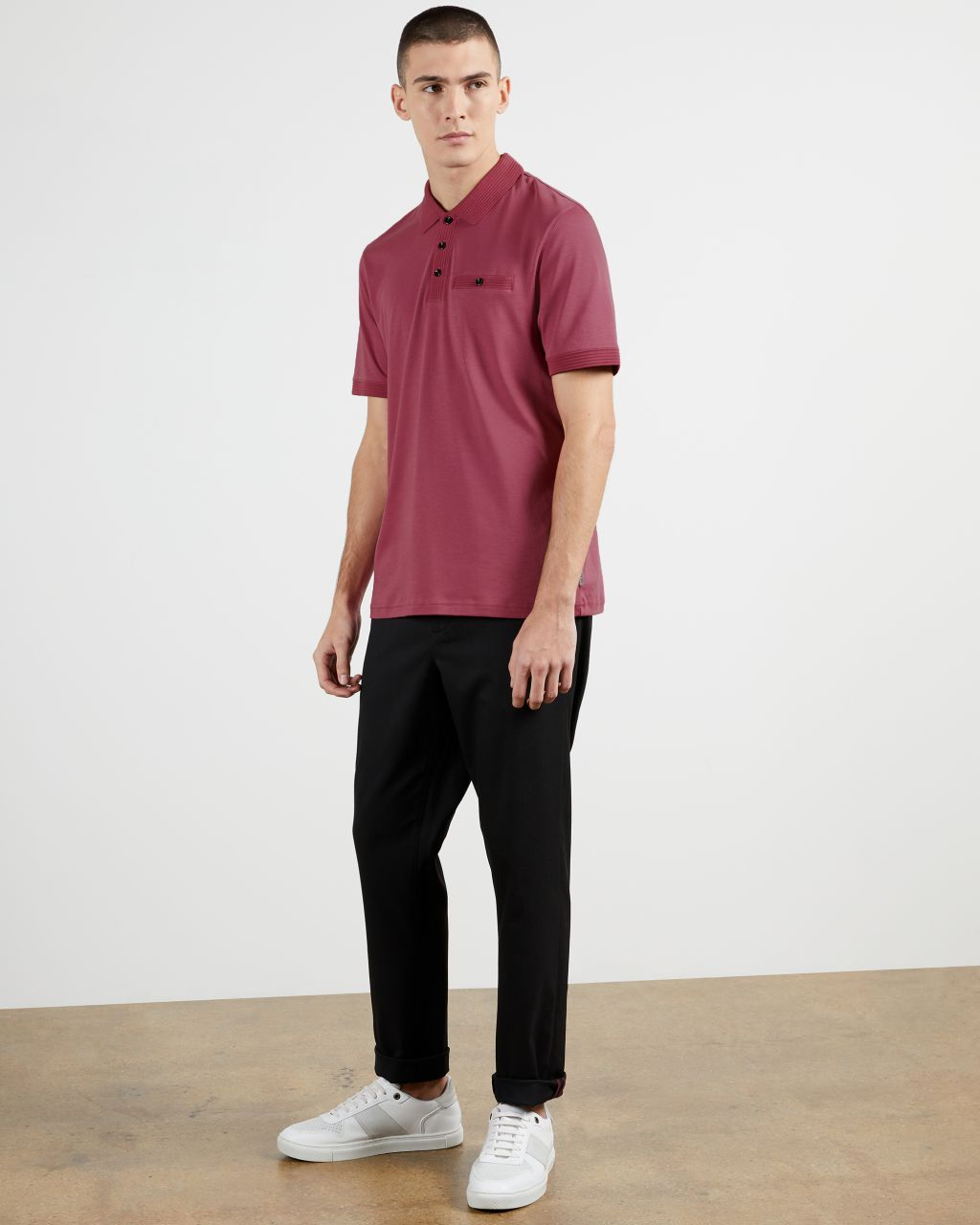 TED BAKER Polo Top | TED BAKER SALE