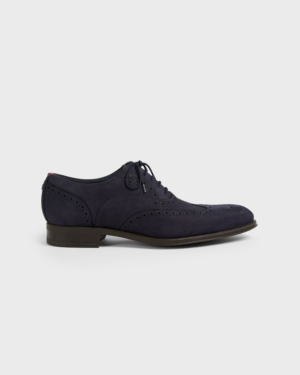 TED BAKER Nubuck Brogue Shoe | TED BAKER SALE