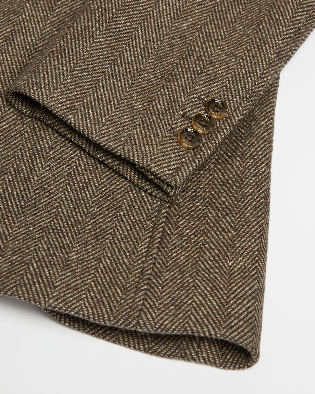 Luxe Pea Coat