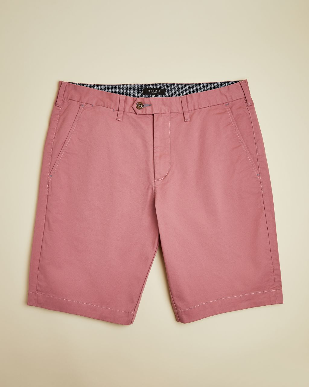 TED BAKER Cotton Chino Shorts | TED BAKER SALE