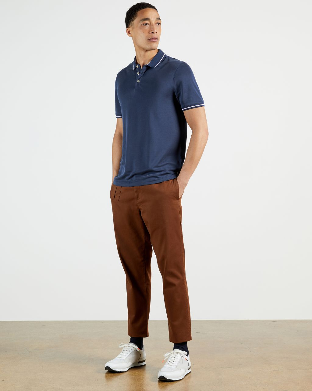 TED BAKER Soft Touch Polo | TED BAKER SALE