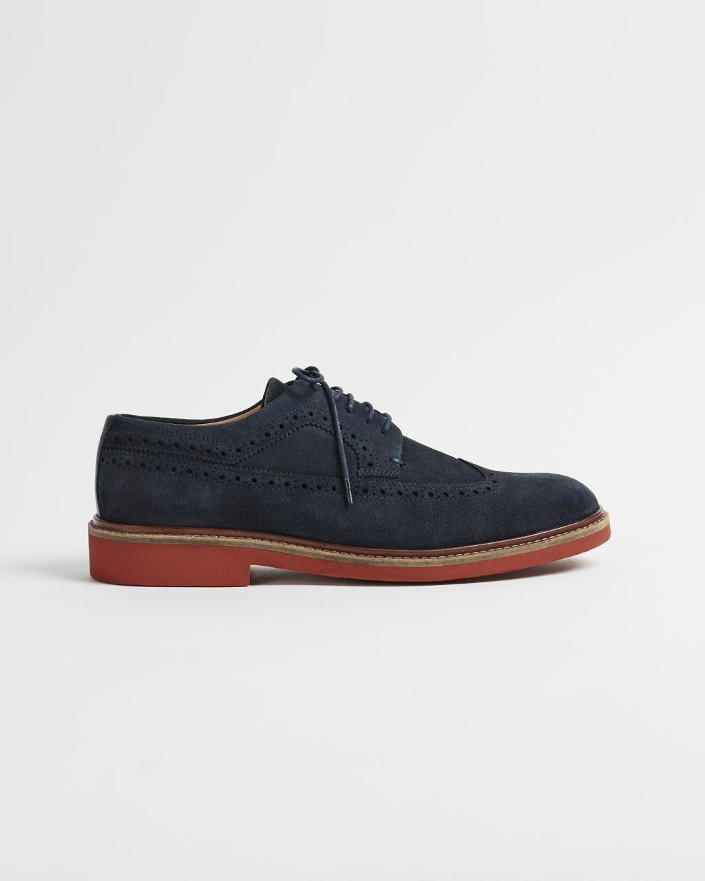 TED BAKER Smart Casual Long Wing Brogue | TED BAKER SALE