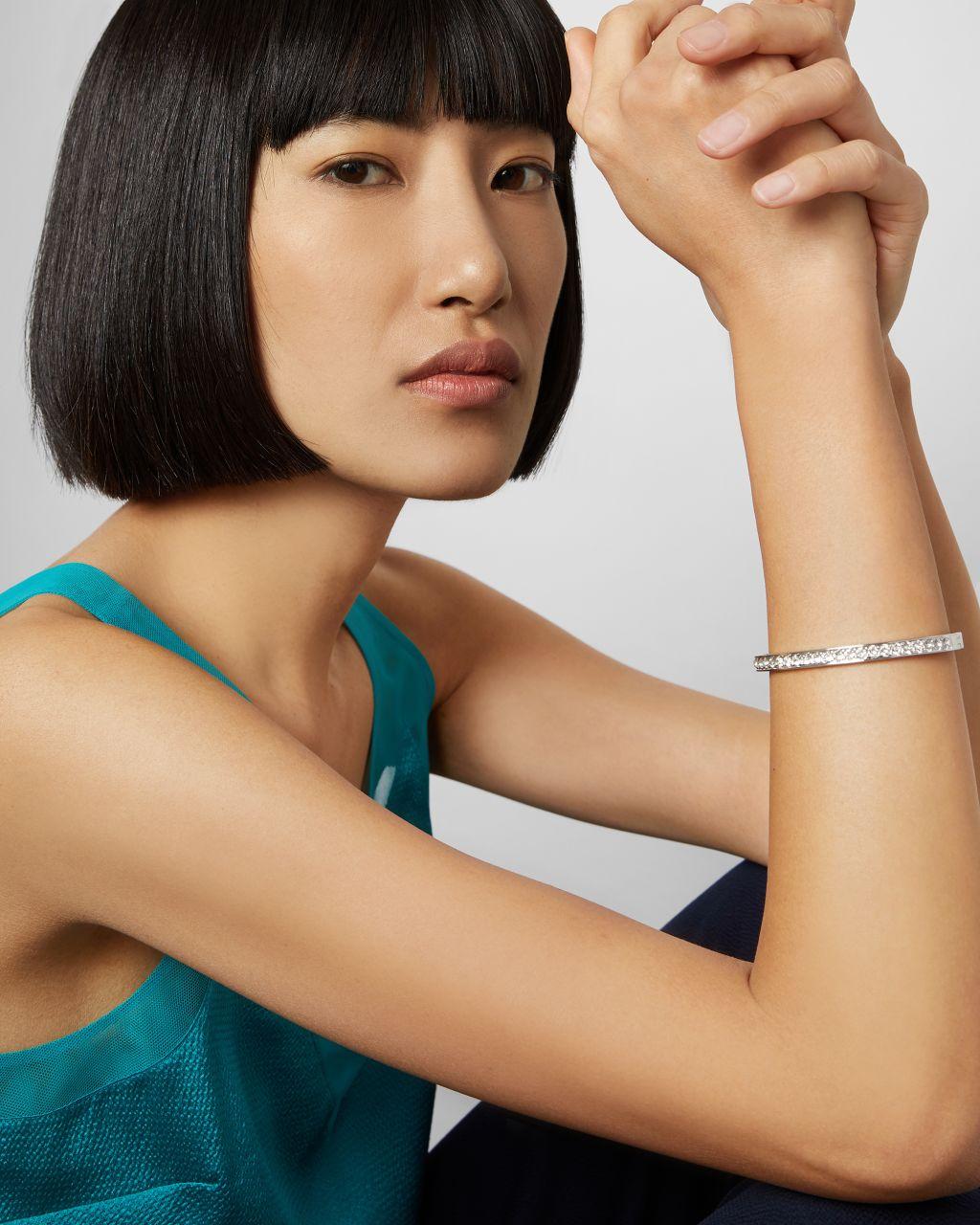 Swarovski® Crystal Bangle