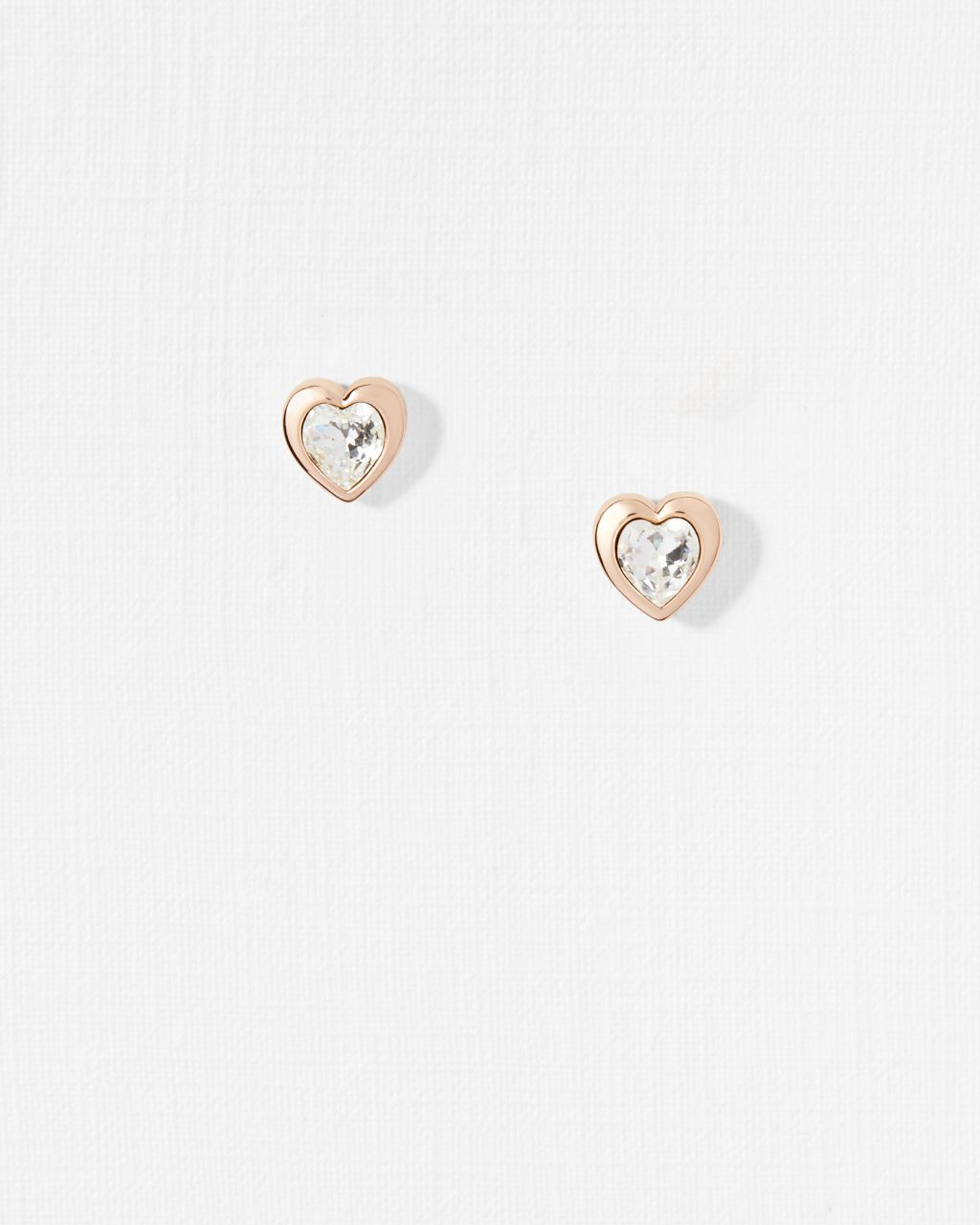 TED BAKER Herzförmige Ohrringe Mit Kristallen | TED BAKER SALE