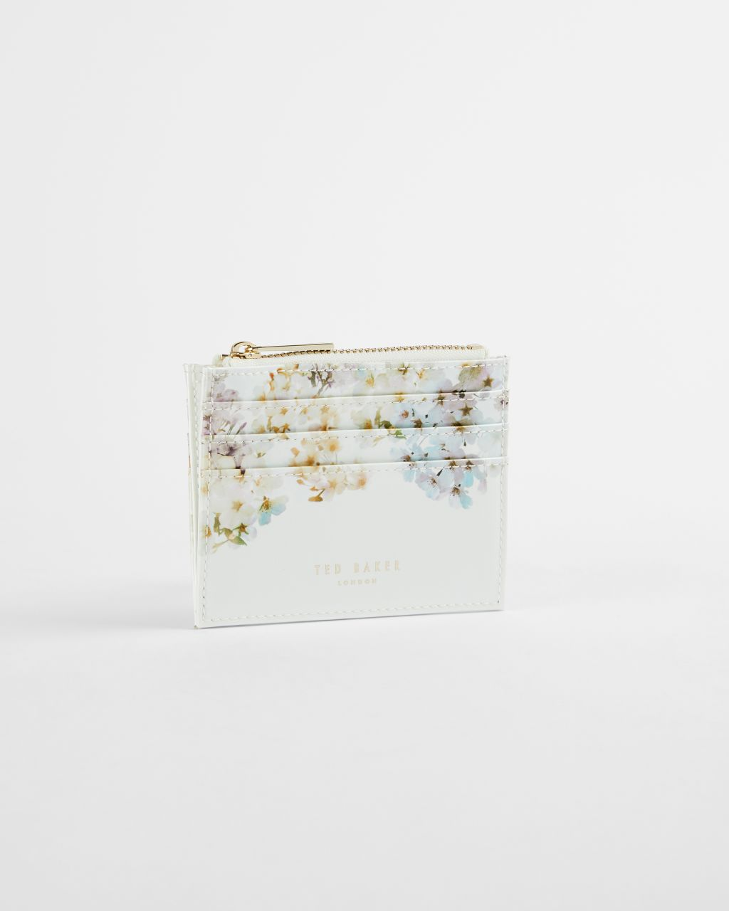 TED BAKER Vanilla Coin And Card Holder | TED BAKER SALE
