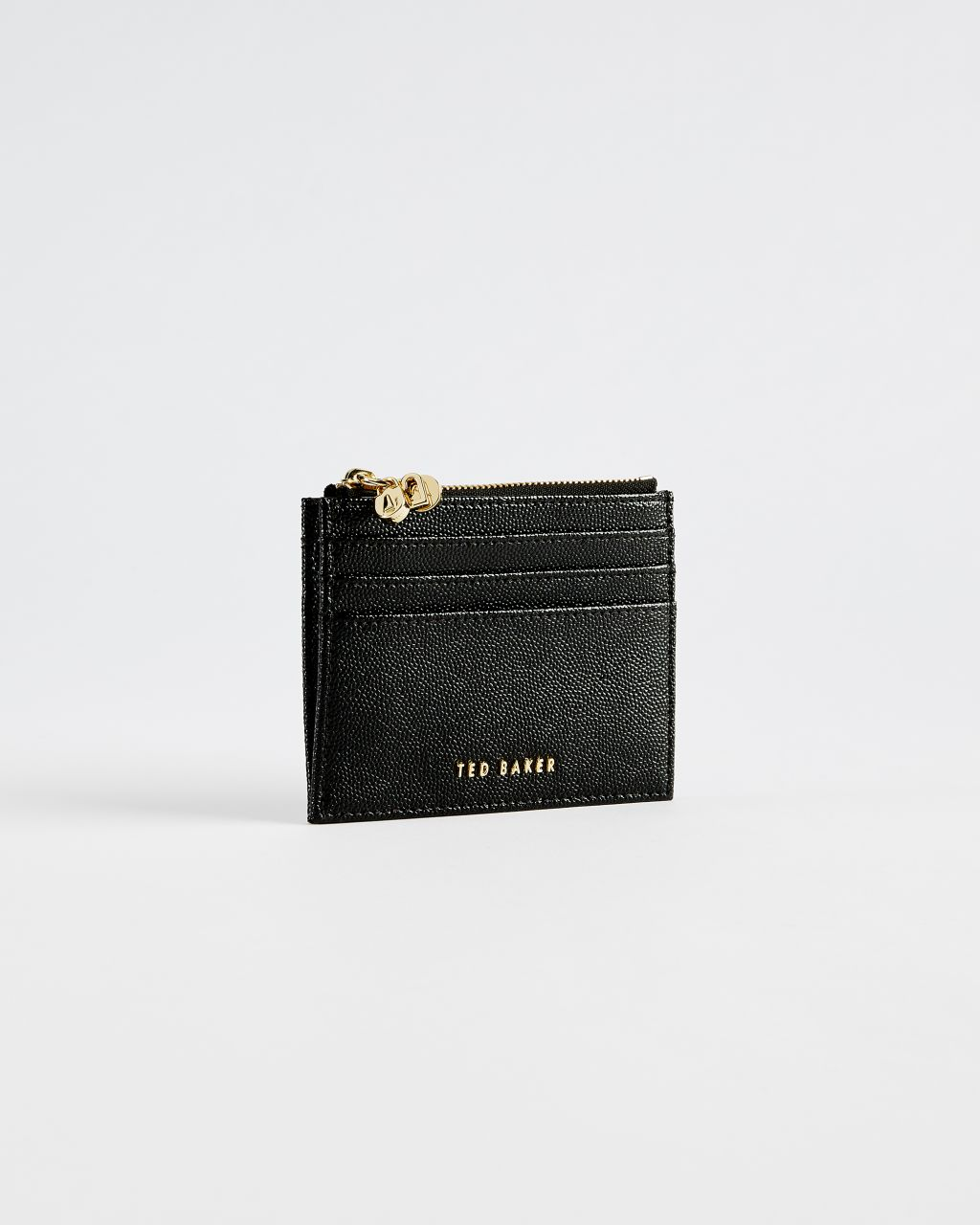 TED BAKER Leather Multi Charm Zip Up Card Wallet | TED BAKER SALE