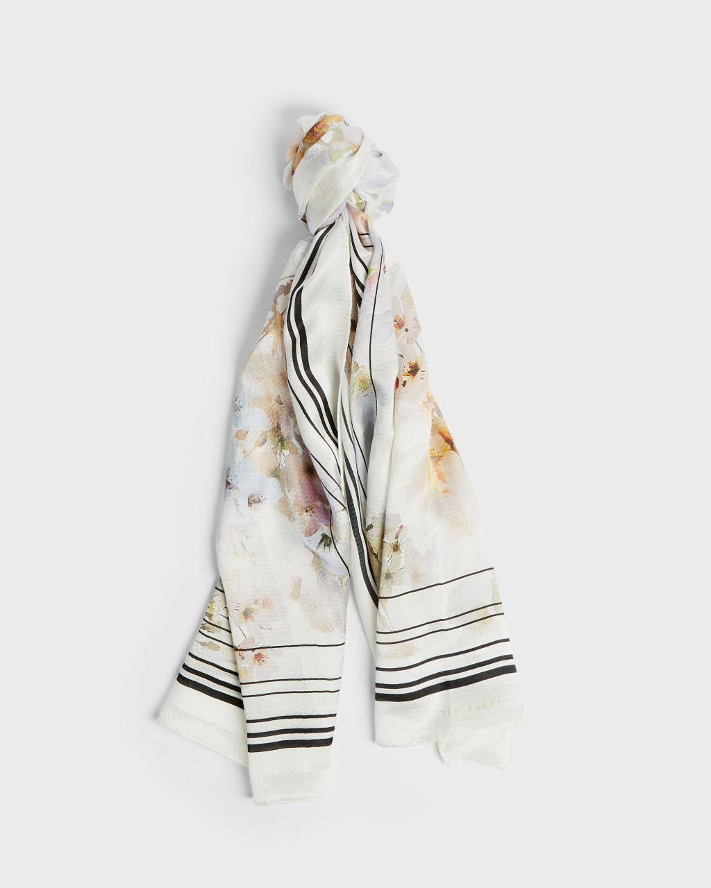 TED BAKER Vanilla Long Scarf | TED BAKER SALE