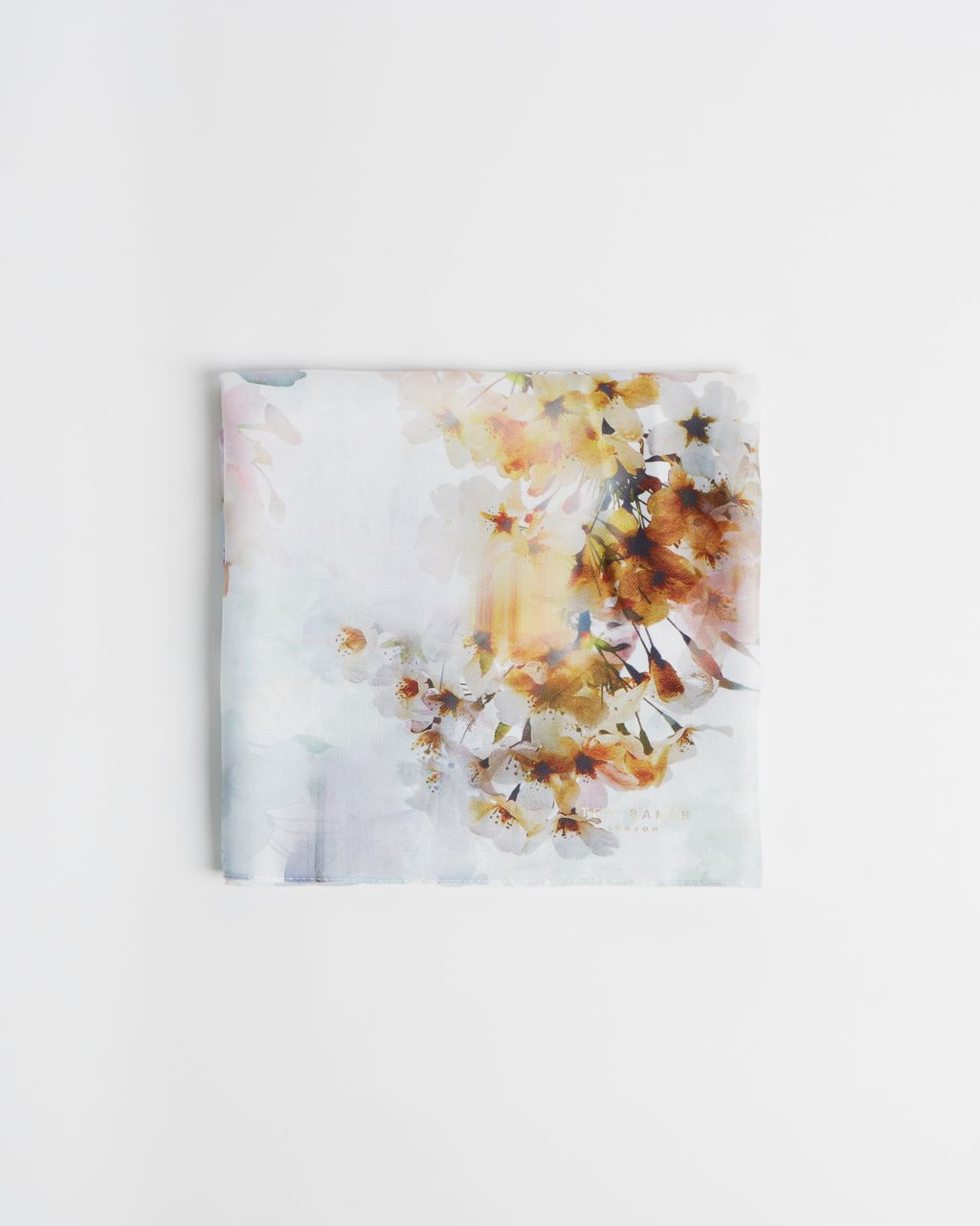 TED BAKER Vanilla Wide Scarf | TED BAKER SALE
