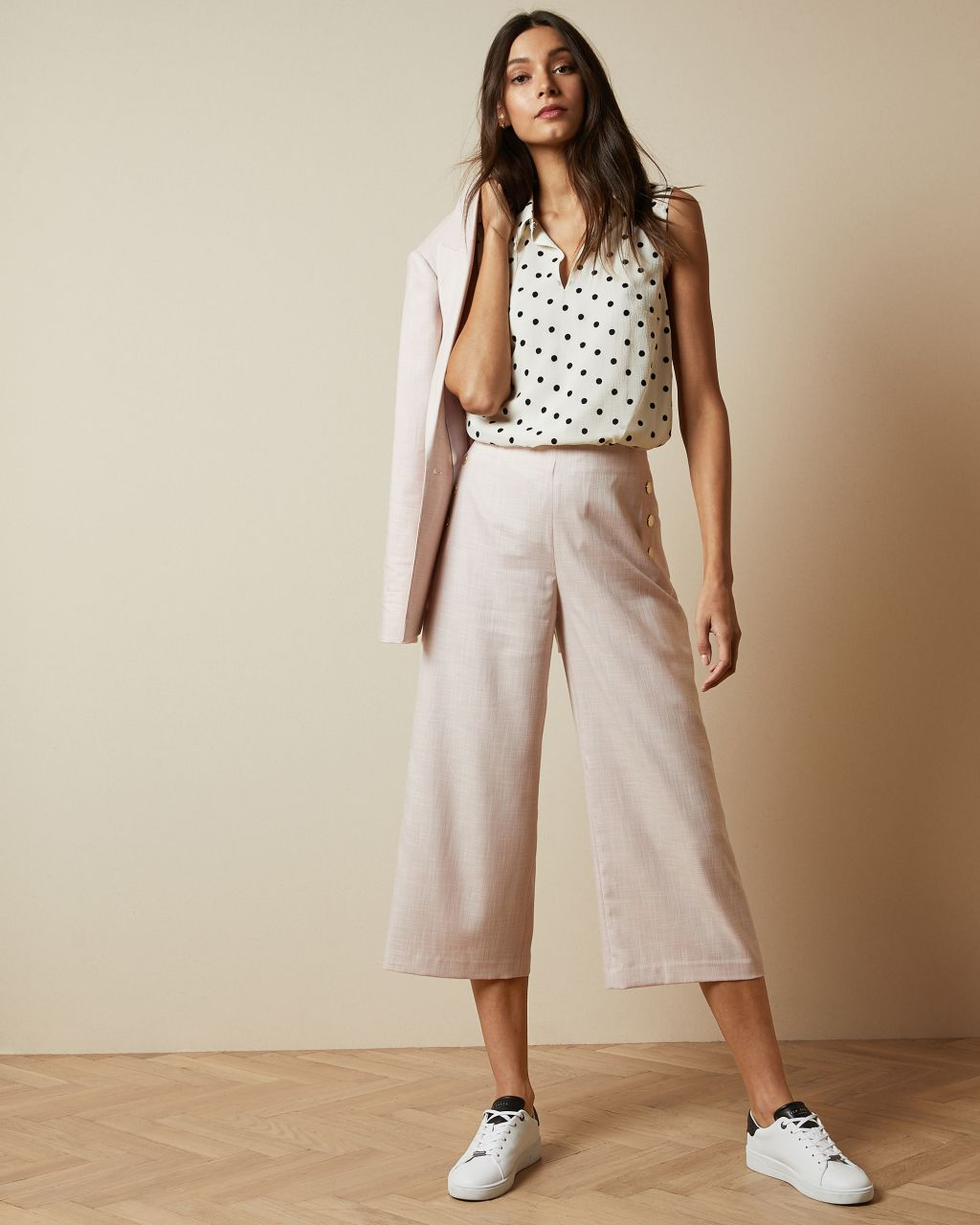 TED BAKER Culottes Mit Knopfdetail | TED BAKER SALE