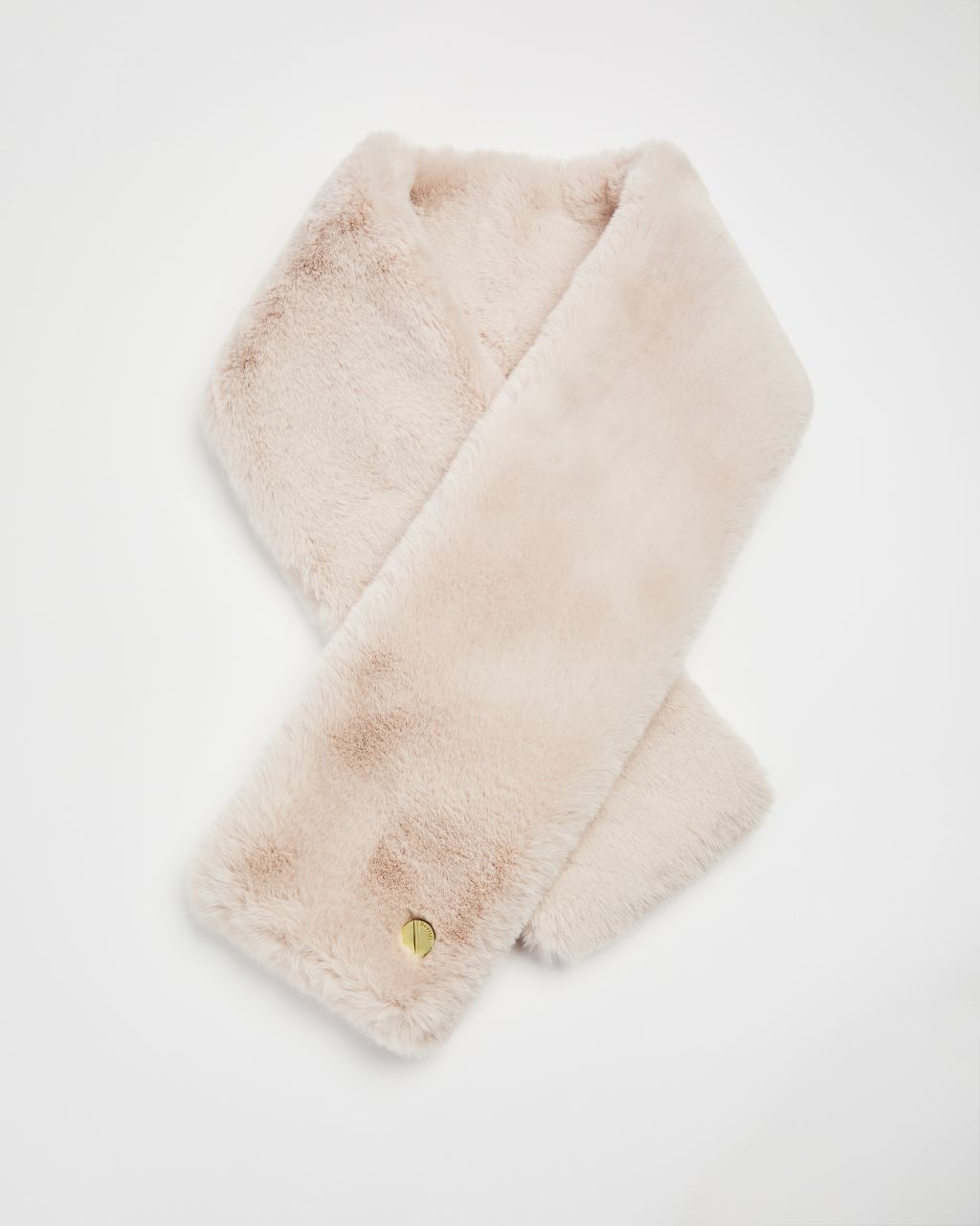TED BAKER Faux Fur Wrap Scarf | TED BAKER SALE