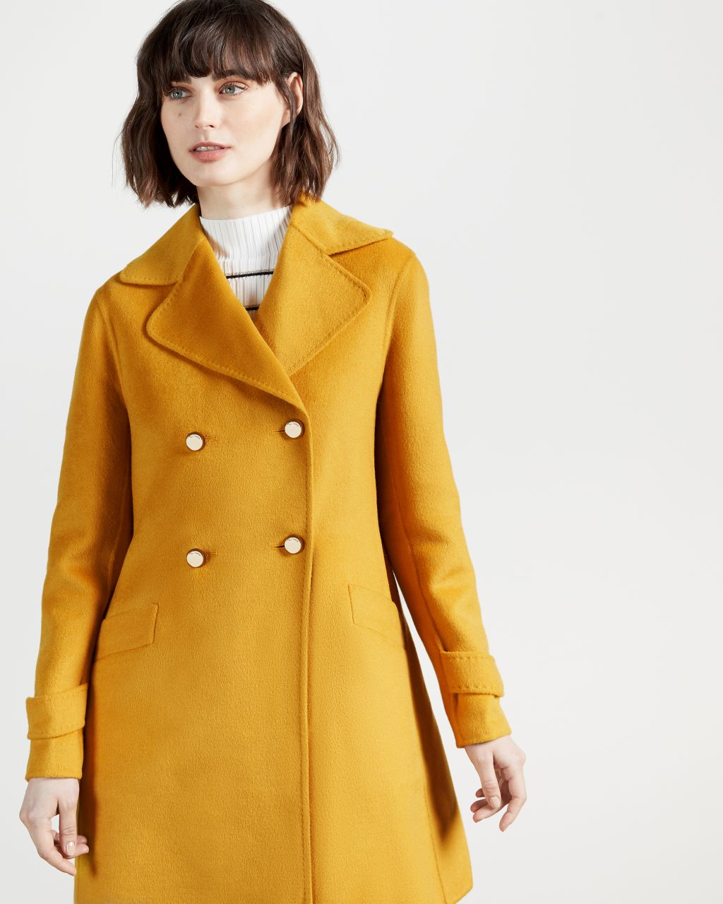 Manteau Caban Long