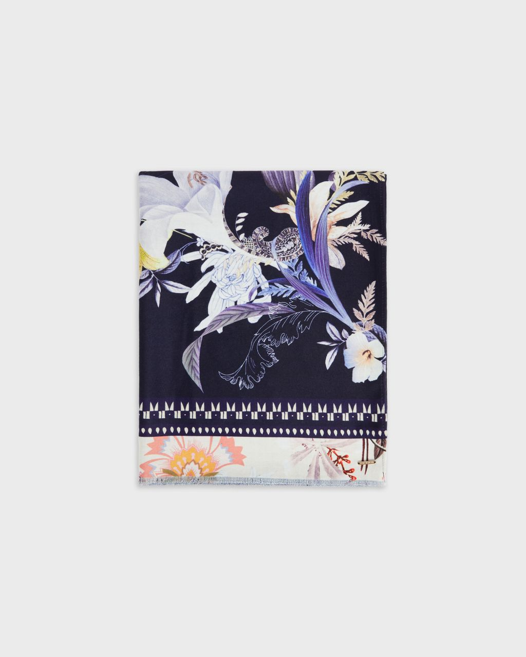 TED BAKER Decadence Long Woven Scarf | TED BAKER SALE
