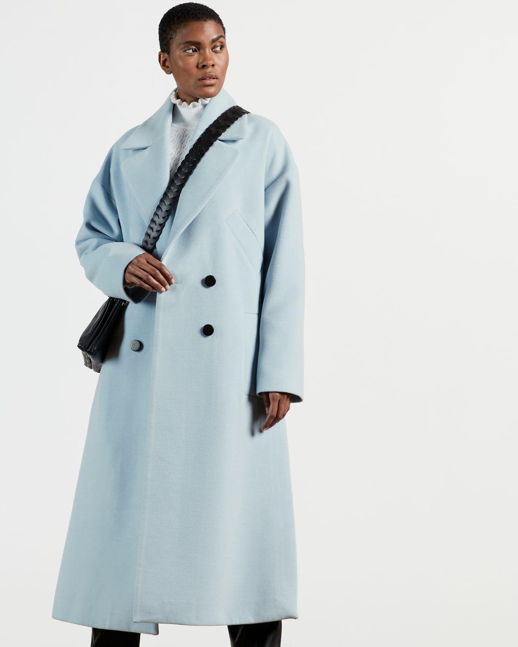 Manteau Long Style Caban