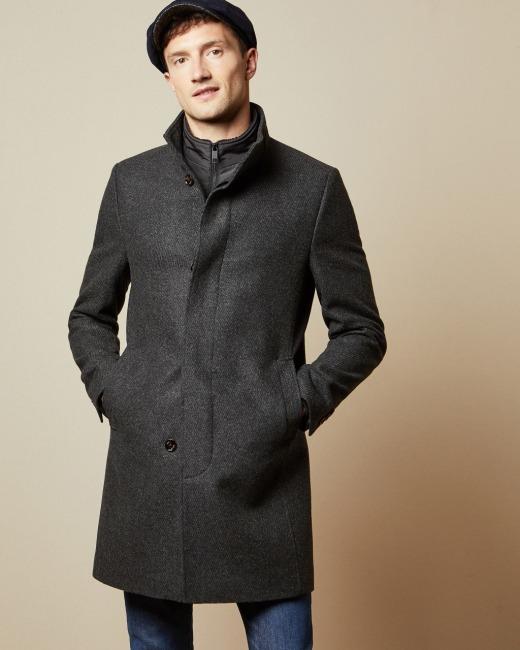 manteau ted baker homme