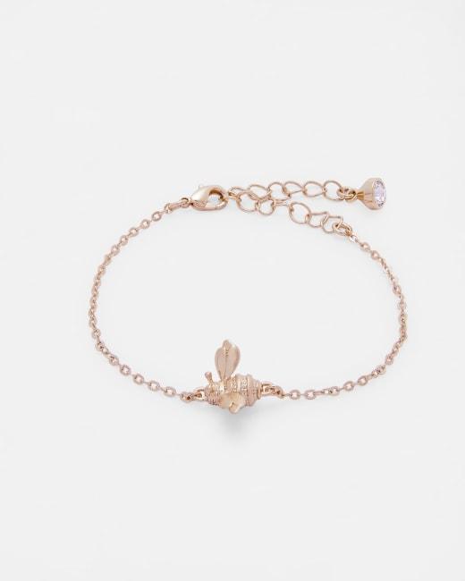 Ble Bee Bracelet Rose Gold