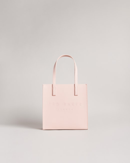 Crosshatch small icon bag Pink | Bags | Ted Baker UK