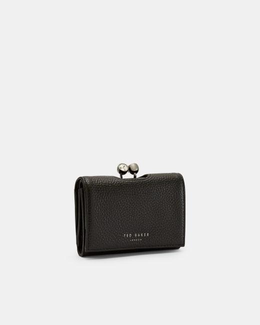 Crystal mini bobble purse Black   Purses   Ted Baker ROW