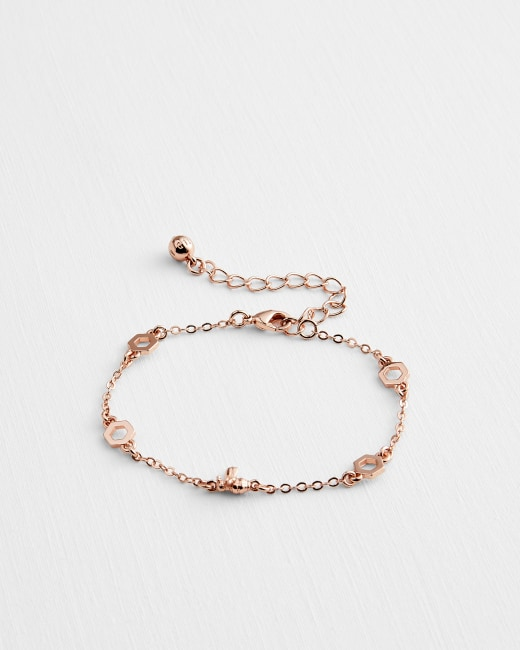 Rose Gold Jewellery Ted Baker Row