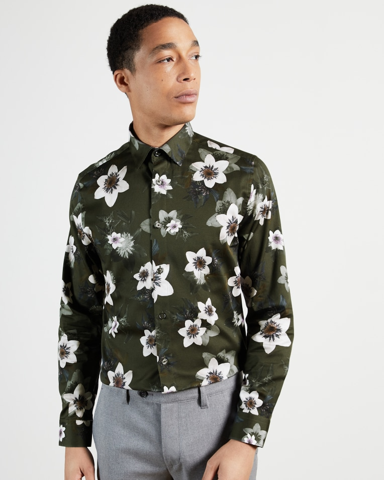 ted baker best printed shirts
