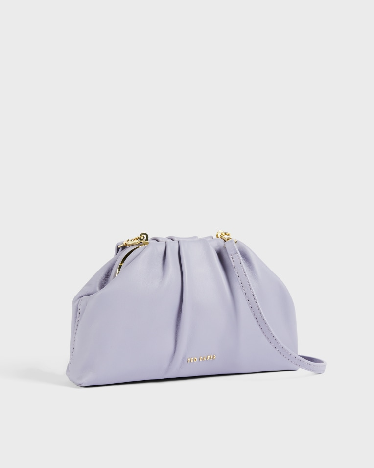 Mini Gathered Slouchy Clutch | Ted Baker (US)
