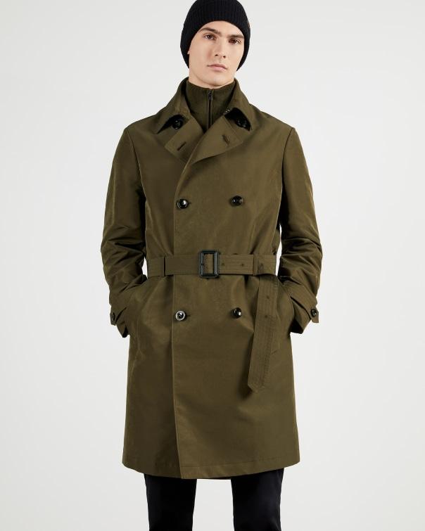 테드 베이커 트렌치 코트 Ted Baker Trench coat,khaki