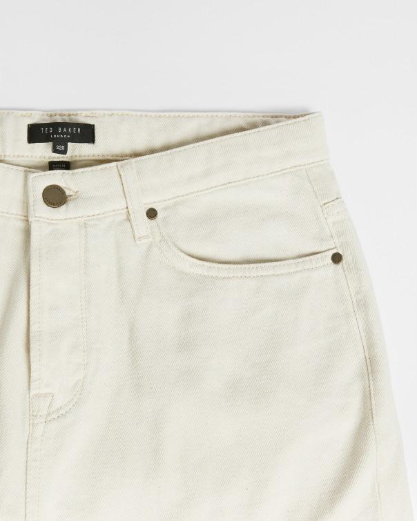 테드 베이커 Ted Baker Wide fit jeans,ecru