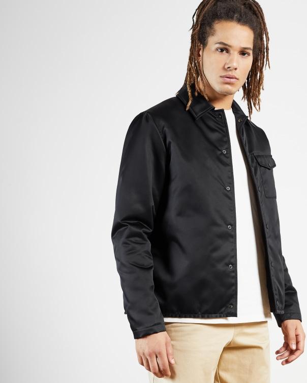 테드 베이커 자켓 Ted Baker COACH Jacket,black