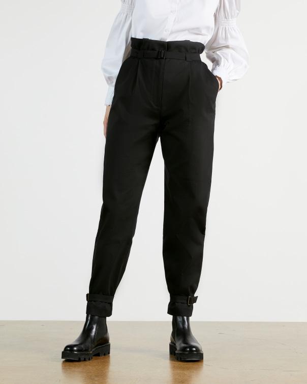 테드 베이커 Ted Baker Cinched In Trouser,black