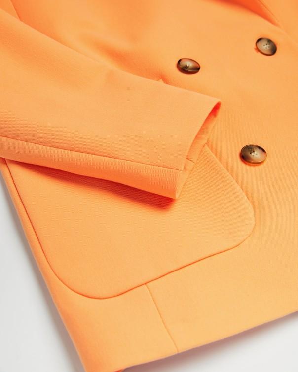 테드 베이커 Ted Baker Double breasted blazer,orange